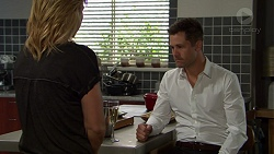 Steph Scully, Mark Brennan in Neighbours Episode 7537