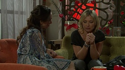 Victoria Lamb, Steph Scully in Neighbours Episode 7537