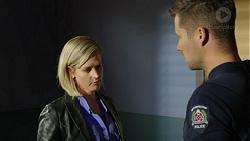 Ellen Crabb, Mark Brennan in Neighbours Episode 7537