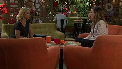 Steph Scully, Sonya Mitchell in Neighbours Episode 7537