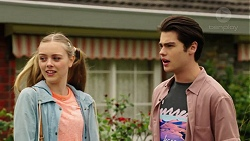 Willow Bliss, Ben Kirk in Neighbours Episode 7537
