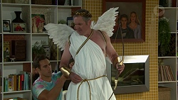 Aaron Brennan, Karl Kennedy in Neighbours Episode 7537