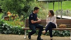 Mark Brennan, Sonya Mitchell in Neighbours Episode 7537
