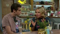 Ben Kirk, Xanthe Canning in Neighbours Episode 7538