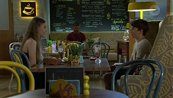 Willow Bliss, Jimmy Williams in Neighbours Episode 7538
