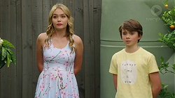 Xanthe Canning, Jimmy Williams in Neighbours Episode 7538