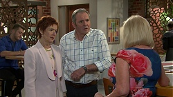 Susan Kennedy, Karl Kennedy, Sheila Canning in Neighbours Episode 7538