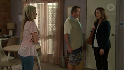 Dee Bliss, Toadie Rebecchi, Sonya Mitchell in Neighbours Episode 7538