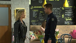 Steph Scully, Mark Brennan in Neighbours Episode 7539