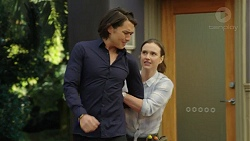 Leo Tanaka, Amy Williams in Neighbours Episode 7539