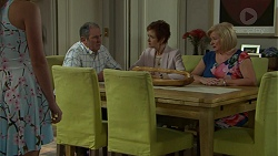 Karl Kennedy, Susan Kennedy, Sheila Canning in Neighbours Episode 7539
