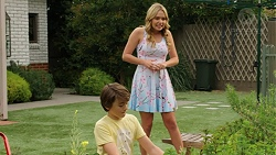Jimmy Williams, Xanthe Canning in Neighbours Episode 7539