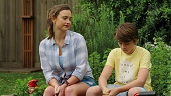 Amy Williams, Jimmy Williams in Neighbours Episode 7539