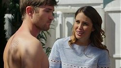 Ned Willis, Elly Conway in Neighbours Episode 7540