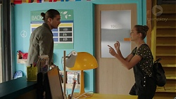 Tyler Brennan, Piper Willis in Neighbours Episode 7540