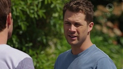 Mark Brennan, Ned Willis in Neighbours Episode 7540