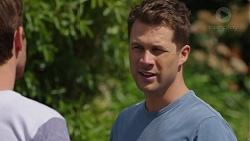 Mark Brennan, Ned Willis in Neighbours Episode 7540