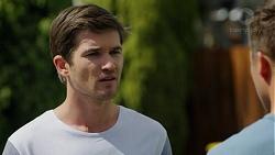 Ned Willis, Mark Brennan in Neighbours Episode 7540