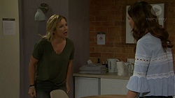 Steph Scully, Elly Conway in Neighbours Episode 7540
