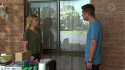 Steph Scully, Mark Brennan in Neighbours Episode 7540