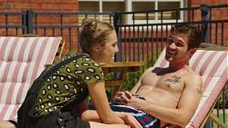 Piper Willis, Ned Willis in Neighbours Episode 7540