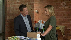 Paul Robinson, Steph Scully in Neighbours Episode 7540