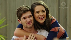 Ned Willis, Paige Smith in Neighbours Episode 7540