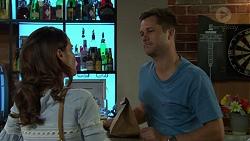 Elly Conway, Mark Brennan in Neighbours Episode 7540
