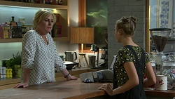 Lauren Turner, Piper Willis in Neighbours Episode 7540
