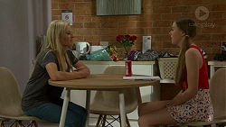 Dee Bliss, Willow Bliss in Neighbours Episode 7541