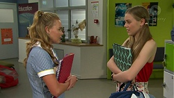 Xanthe Canning, Willow Bliss in Neighbours Episode 7541