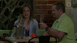 Sonya Mitchell, Toadie Rebecchi in Neighbours Episode 7541