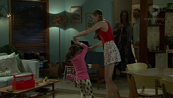 Nell Rebecchi, Willow Bliss, Sonya Mitchell, Toadie Rebecchi in Neighbours Episode 7541
