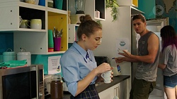 Piper Willis, Tyler Brennan in Neighbours Episode 7542