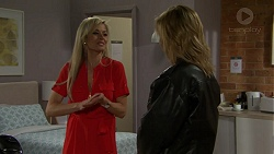 Dee Bliss, Steph Scully in Neighbours Episode 7542