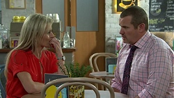 Dee Bliss, Toadie Rebecchi in Neighbours Episode 7542