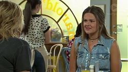 Steph Scully, Josie Lamb in Neighbours Episode 7542