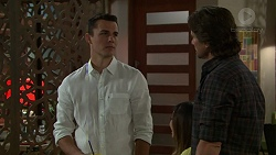 Jack Callaghan, Brad Willis in Neighbours Episode 7542