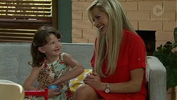 Nell Rebecchi, Dee Bliss in Neighbours Episode 7542