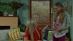 Dee Bliss, Willow Bliss in Neighbours Episode 7543