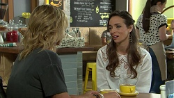 Steph Scully, Victoria Lamb in Neighbours Episode 7543