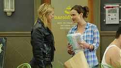 Steph Scully, Amy Williams in Neighbours Episode 7543
