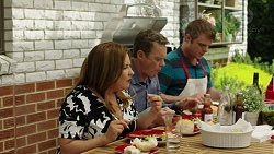Terese Willis, Paul Robinson, Gary Canning in Neighbours Episode 7543