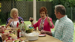 Sheila Canning, Susan Kennedy, Karl Kennedy in Neighbours Episode 7543