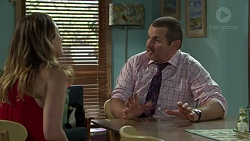 Sonya Mitchell, Toadie Rebecchi in Neighbours Episode 7543