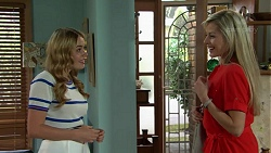 Xanthe Canning, Dee Bliss in Neighbours Episode 7543