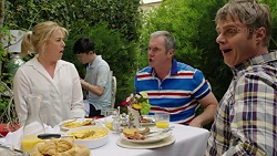 Lauren Turner, Karl Kennedy, Gary Canning in Neighbours Episode 7544