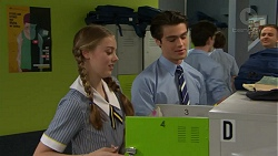 Willow Bliss, Ben Kirk in Neighbours Episode 7546