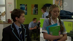 Jimmy Williams, Willow Bliss in Neighbours Episode 7546