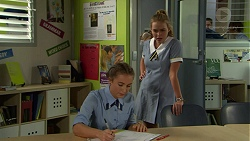Piper Willis, Xanthe Canning in Neighbours Episode 7546